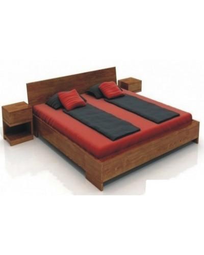 Borovicová posteľ Lagerkvist