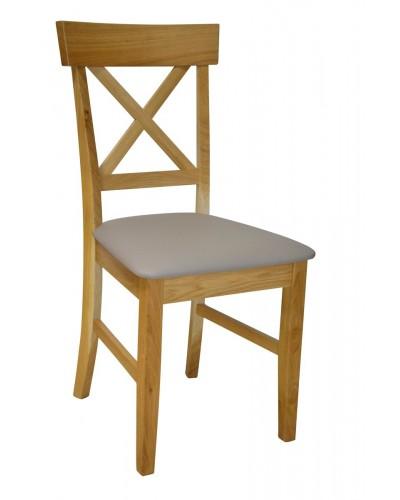 Jedálenská stolička D 401 DUB