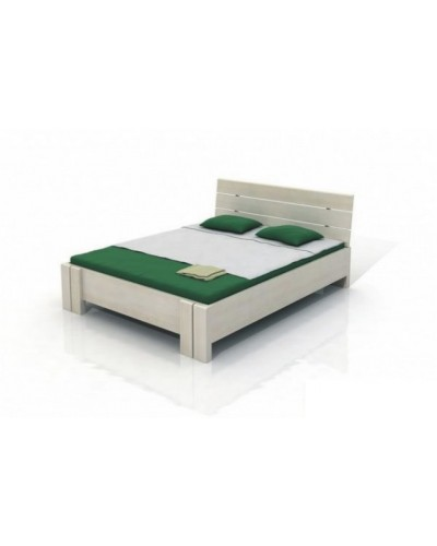 Borovicová posteľ Arhus High
