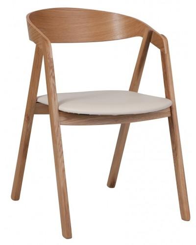 Jedálenská stolička GURU DUB