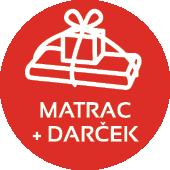 matrac + darček